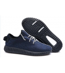Кроссовки Adidas Yeezy Boots 350 Women Blue/Black