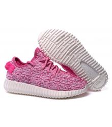 Кроссовки Adidas Yeezy Boots 350 Women Pink