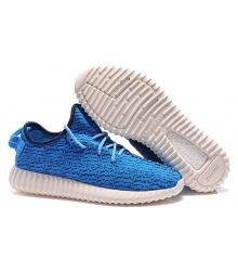 Кроссовки Adidas Yeezy Boots Blue