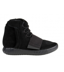 Кроссовки Adidas Yeezy Boots 750 Black/Black