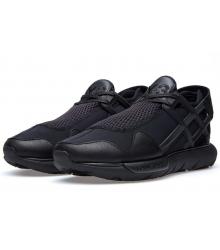 Кроссовки Adidas Yohji Yamamoto (Адидас Йоджи Ямaмото) Black