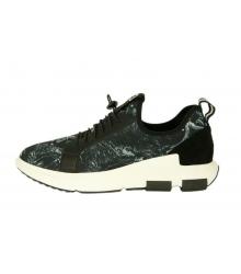 Кроссовки Adidas Yohji Yamamoto (Адидас Йоджи Ямамото) принтом Black