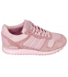 Кроссовки женские Adidas ZX 750 (Адидас) Pink