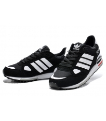 Кроссовки Adidas ZX750 Black/White/Grey