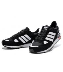 Кроссовки Adidas ZX750 Black/White/Grey