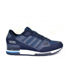 Кроссовки Adidas ZX750 Dark Blue/White/Sky