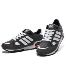 Кроссовки Adidas ZX750 (Адидас) Grey/White
