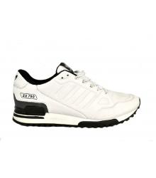 Кроссовки Adidas ZX750 White Leather
