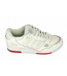 Кроссовки Adidas ZX750 (Адидас) White/Red