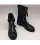 Ботинки женские Alexander McQueen (Александр Маккуин) Black