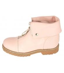 Ботинки женские Alexander McQueen (Александр Маккуин) Pink
