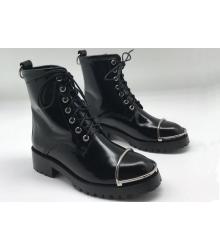 Ботинки женские Alexander Wang (Александр Ванг) Black