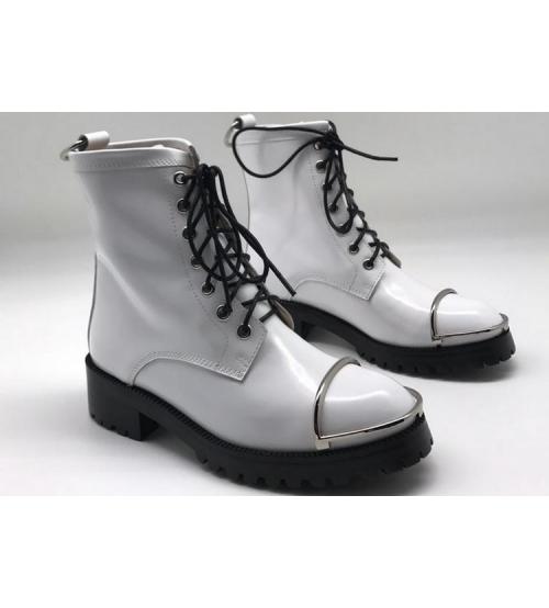 Ботинки женские Alexander Wang (Александр Ванг) White