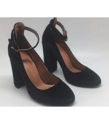 Туфли женские Aquazzura Firenze (Эдгардо Осорио) летние Black