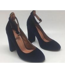 Туфли женские Aquazzura Firenze (Эдгардо Осорио) летние Blue