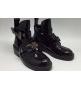 Ботинки женские Balenciaga (Баленсиага) Black