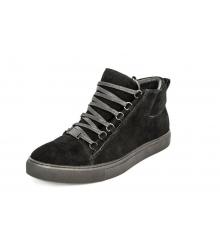 Ботинки мужские Balenciaga (Баленсиага) Black
