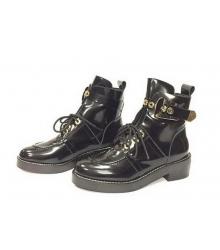 Женские ботинки Balenciaga (Баленсиага) Black