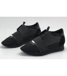 Женские кроссовки Balenciaga (Баленсиага) Black