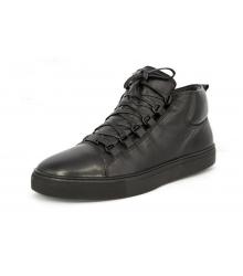Ботинки мужские Balenciaga (Баленсиага) High Black