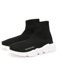 Кроссовки Balenciaga (Баленсиага) Speed Trainer High Black