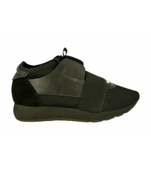 Кроссовки Balenciaga (Баленсиага) Комбинированные Black