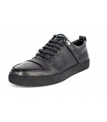 Ботинки мужские Balenciaga (Баленсиага) Low Black