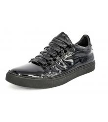 Ботинки мужские Balenciaga (Баленсиага) Low Black New