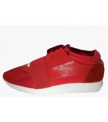 Кроссовки мужские Balenciaga (Баленсиага) Red