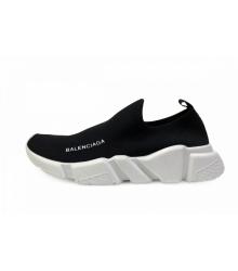 Женские кроссовки Balenciaga (Баленсиага) Speed Black