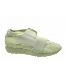 Женские кроссовки Balenciaga (Баленсиага) White