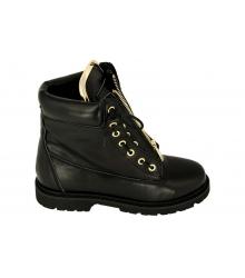 Ботинки женские Balmain (Бальман) Black