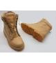 Ботинки женские Balmain (Бальман) кожаные Brown