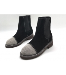 Женские ботинки Brunello Cucinelli (Брунелло Кучинелли) Black