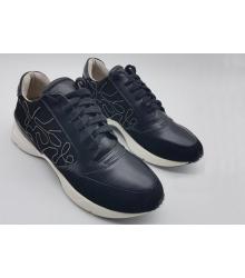 Женские кроссовки Brunello Cucinelli (Брунелло Кучинелли) Black