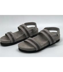 Женские сандалии Brunello Cucinelli (Брунелло Кучинелли) Grey