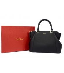 Сумка женская C De Cartier (Картье) Black