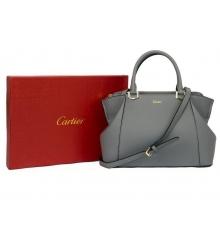 Сумка женская C De Cartier (Картье) Grey
