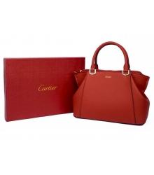 Сумка женская C De Cartier (Картье) Red