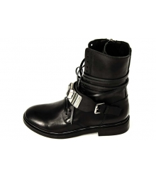 Ботинки женские Casadei (Касадей) Black