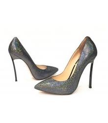 Туфли женские лодочки Casadei (Касадей) Black