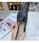 Женские ботильоны Casadei (Касадей) Blade Echidna на высоком каблуке шпилька со змеиным принтом Black