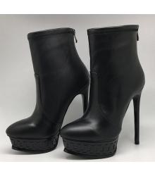 Ботильоны женские Casadei (Касадей) Black
