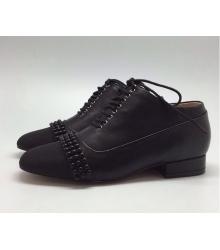 Ботинки Chanel (Шанель) Black