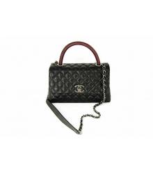 Сумка Chanel (Шанель) Black\Brown