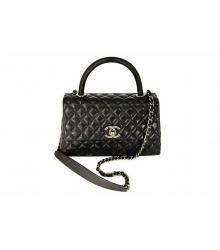 Женская сумка Chanel (Шанель) Black NB