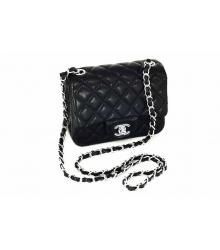 Сумка Chanel (Шанель) Black/Leather
