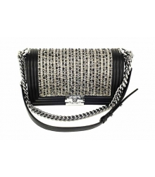 Сумка Chanel (Шанель) Black/White