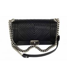 Женская сумка Chanel (Шанель) Black