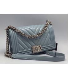 Женская сумка Chanel (Шанель) Blue